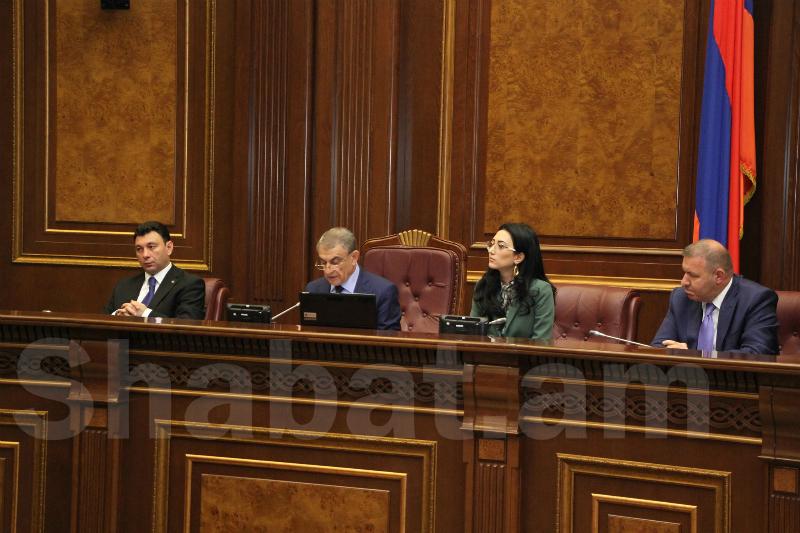 ԱԺ-ն հաստատեց 2018թ. պետբյուջեն