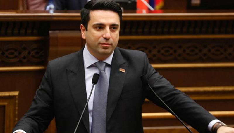 Ալեն Սիմոնյանն ավելի շուտ սպասում էր Հրայր Թովմասյանի հրաժարականին