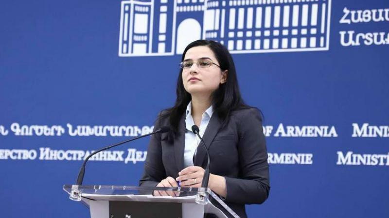 Թուրքիան չի կարող ԼՂ հիմնախնդրի խաղաղ կարգավորման գործընթացում որևէ դերակատարում ունենալ․ ՀՀ ԱԳՆ