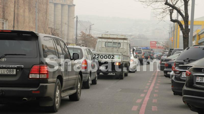 Ղազախստանի բնակիչը Հայաստանից 78 ավտոմեքենա է ներկրել