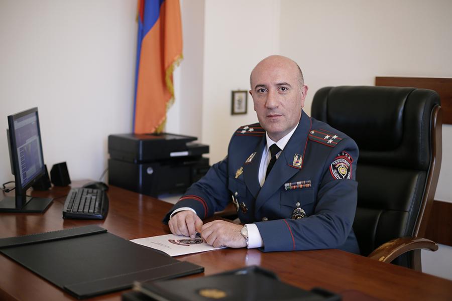 ՀՀ ոստիկանապետի ԺՊ-ի հրամաններով կադրային փոփոխություններ ու պաշտոնանկություններ են տեղի ունեցել համակարգում