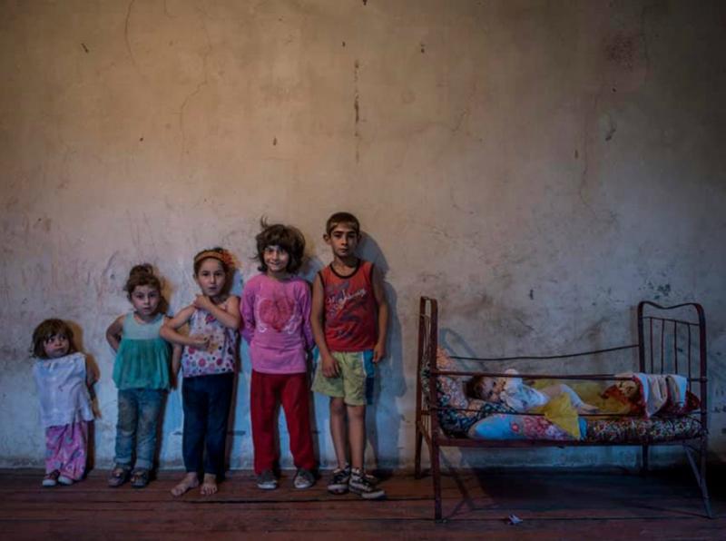 Հայ լուսանկարիչը միջազգային մրցանակ է ստացել Արցախի շարքի համար