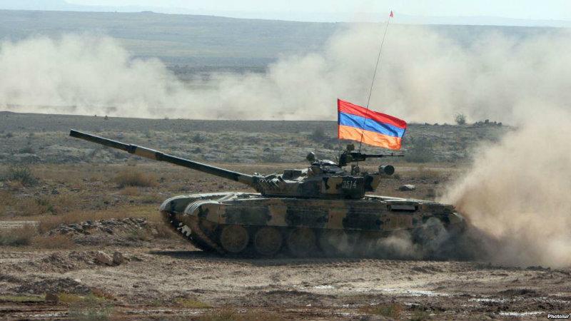 Հոկտեմբերի 8-ին Հայաստանում նշվում է Տանկիստի օրը