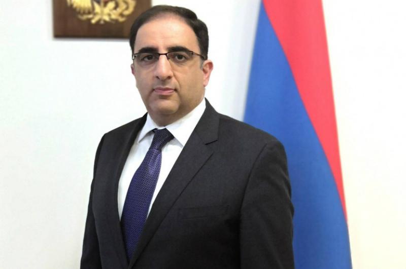 Անդրանիկ Հովհաննիսյանը նշանակվել է Շվեյցարիայում ՀՀ դեսպան