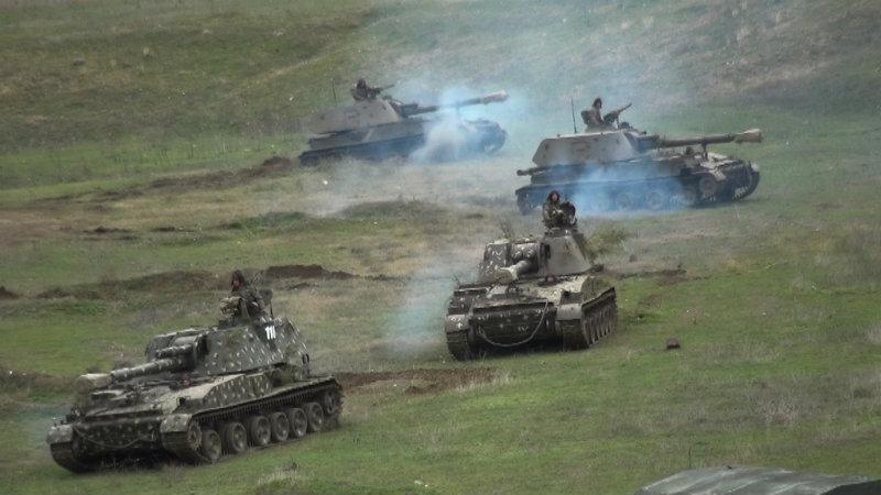 ՀՀ ԶՈւ-ը սեպտեմբերի 24-ից հոկտեմբերի 5-ը անցկացվելու է ռազմավարական զորավարժություն