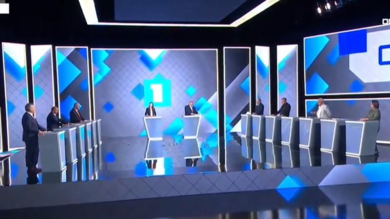 «Հայաստանն ընտրում է» նախընտրական չորրորդ մեծ բանավեճը (ուղիղ)