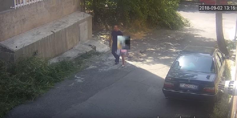 Երևանում տղամարդը անչափահաս աղջնակի նկատմամբ ոտնձգություն է կատարել