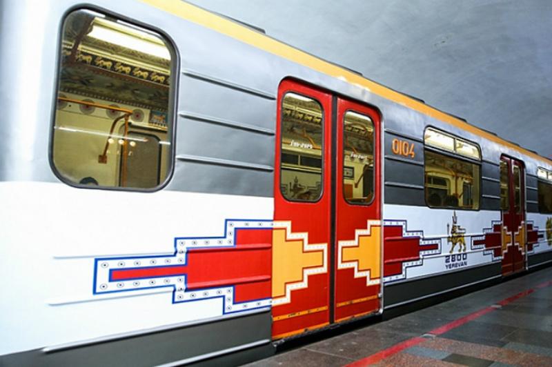 Մայիսին մետրոն 30,712-ով ավելի շատ ուղևոր է սպասարկել