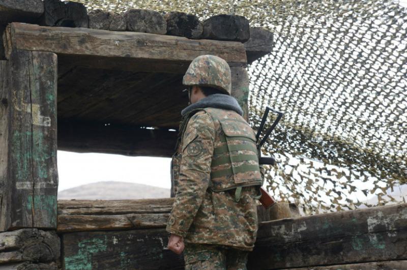 Հունիսի 2-8-ը Արցախի հետ շփման գոտում հակառակորդը հայ դիրքապահների ուղղությամբ արձակել է ավելի քան 2500 կրակոց