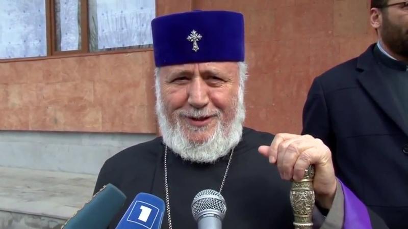 Հայ առաքելական եկեղեցին կանոնականության կողմնակից է. Գարեգին Բ