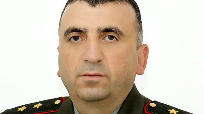 Կարեն Աբրահամյանն թողնում է Արցախի Հանրապետության զինված ուժերի հրամանատարի պաշտոնը