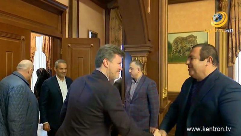 Գ.Ծառուկյանը և «Discovery Group»-ի փոխնախագահը քննարկել են երկկողմ գործակցության հնարավորությունները