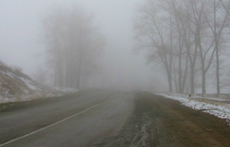 Արագածոտնի մարզի Աշտարակ և Ապարան քաղաքներում մառախուղ է