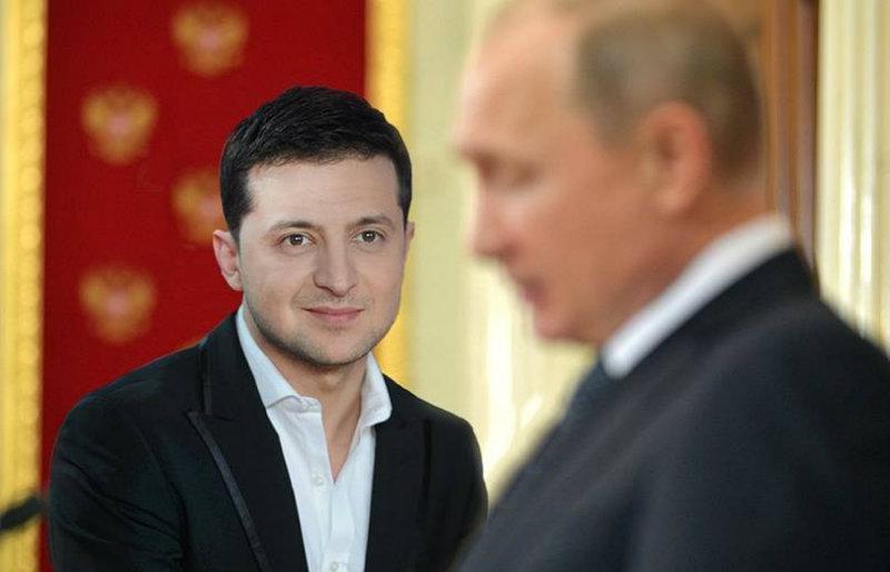 Հարկավոր է խոսել. Զելենսկին առաջարկել է Պուտինին հանդիպել Մինսկում