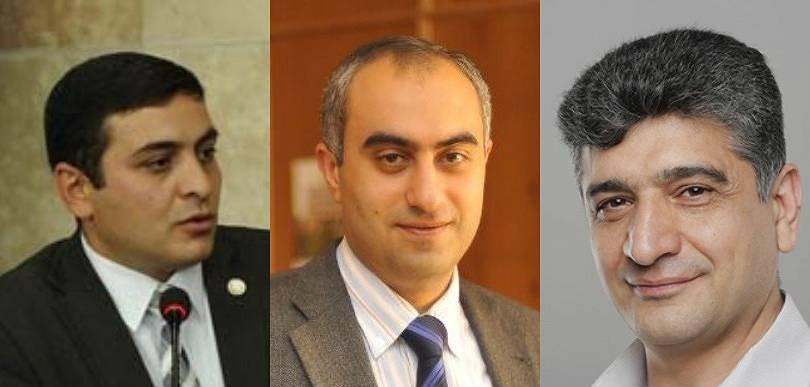 ԵՊՀ 3 պրոռեկտորներ ազատվել են պաշտոններից