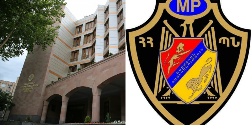 ՊՆ Գյումրիի ռազմական ոստիկանության բաժանմունքի նախկին պետին մեղադրանք է առաջադրվել