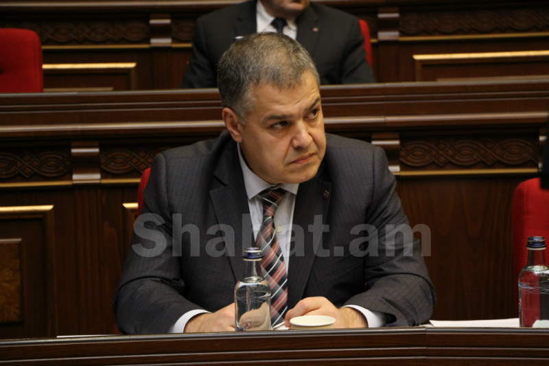 ՀՀ վարչապետն ունենալու է 2 նստավայր. Դավիթ Հարությունյան