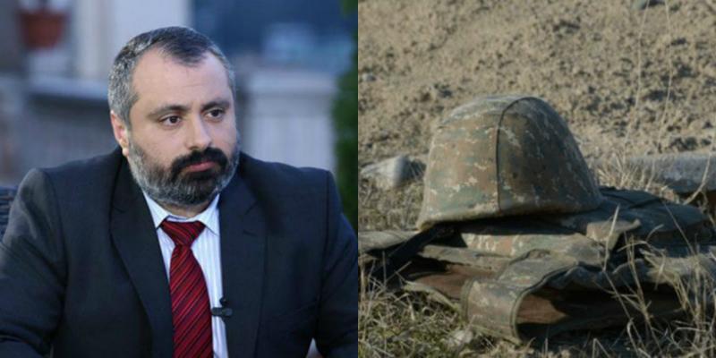 Արցախի նախագահի խոսնակը պարզաբանում է զոհված զինվորի մահվան հանգամանքները