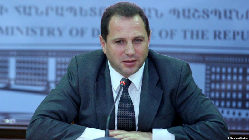 Վերջին շրջանում Ադրբեջանի կողմից հրադադարի ռեժիմի խախտումների քանակը նվազել է. Դավիթ Տոնոյան