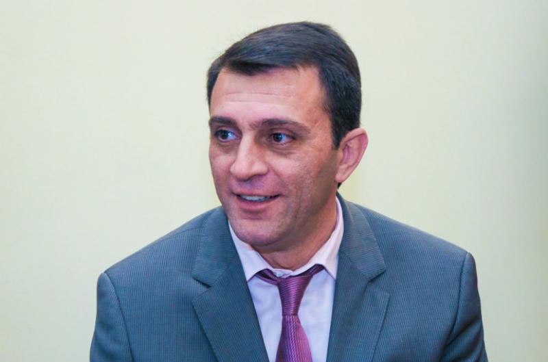 Արմեն Բեկթաշյանը՝ ՀՀ վերաքննիչ քրեական դատարանի դատավոր
