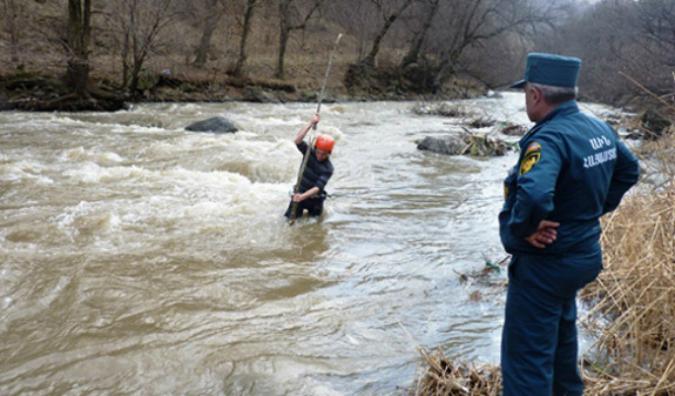 Դեբեդ գետում երեխայի դի են հայտնաբերել