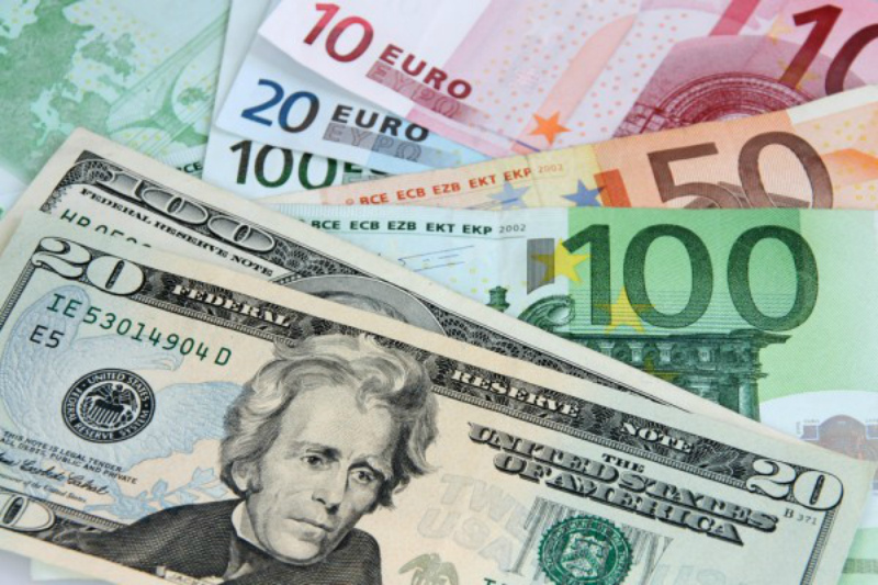 Դոլարի և եվրոյի փոխարժեքները բարձրացել են