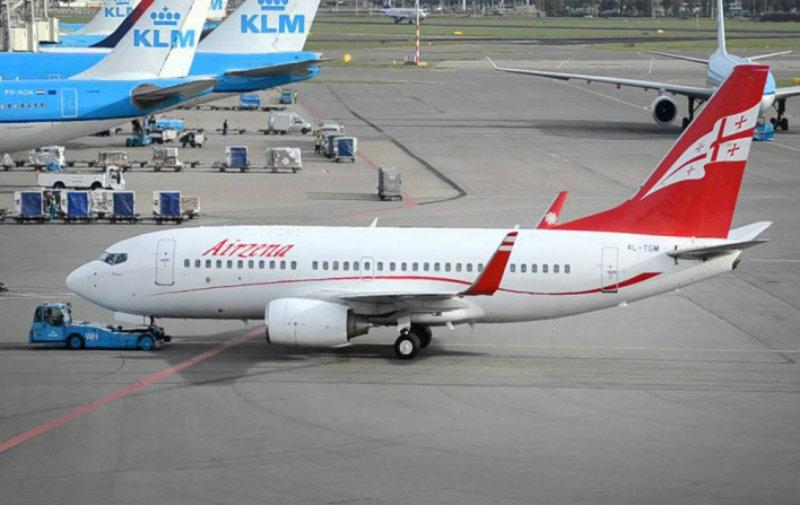 Georgian Airways-ը Ռուսաստանից 40 հազար ուղեւորի Վրաստան կտեղափոխի Երևանով