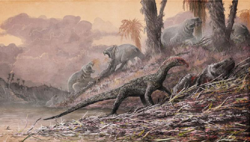 Թաիլանդացի հնէաբանները հայտնաբերել են դինոզավրի նոր տեսակ