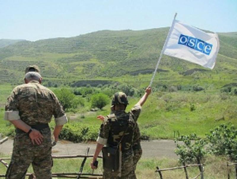 ԵԱՀԿ-ն շփման գծում դիտարկում է անցկացնելու
