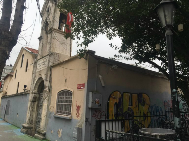 Թուրքիայում գտնվող հայկական եկեղեցին վանդալիզմի է ենթարկվել. ֆոտոշարք
