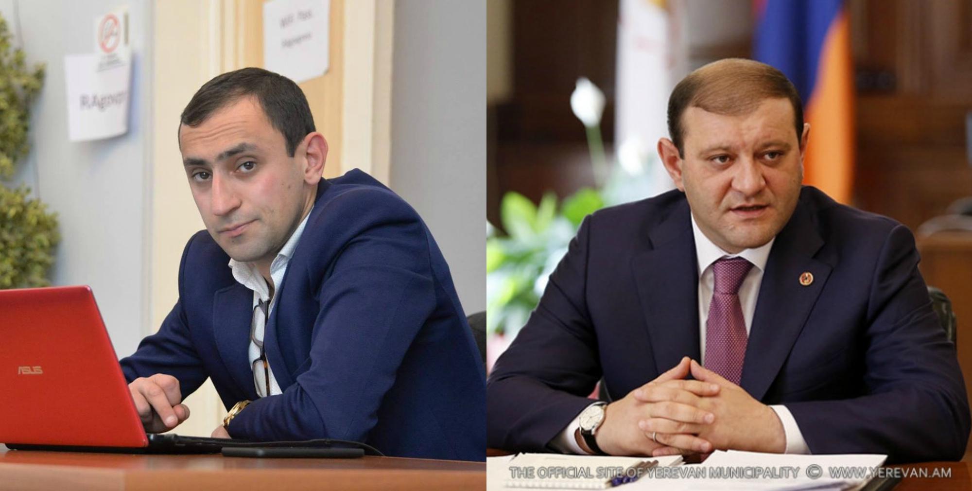 Մարդիկ էսօր արդեն երանի են տալիս Տարոն Մարգարյանին. Վահե Մակարյանը նախկին քաղաքապետի մասին