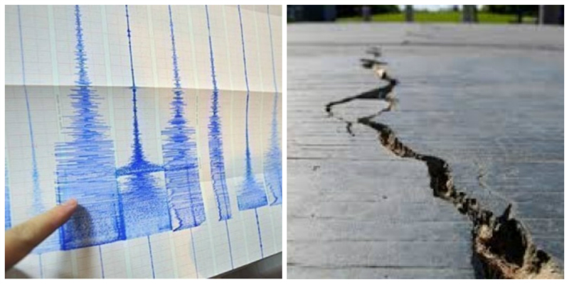 Երկրաշարժ Հայաստան- Վրաստան սահմանային գոտում