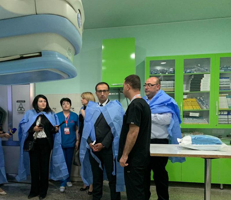 Հայաստանում սրտի ստենտավորման գները շարունակում են իջնել. Արսեն Թորոսյան