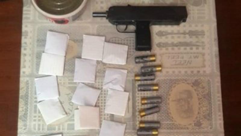 Ոստիկանները Սիսի ձկնաբուծարանում զենք ու թմրանյութ են հայտնաբերել