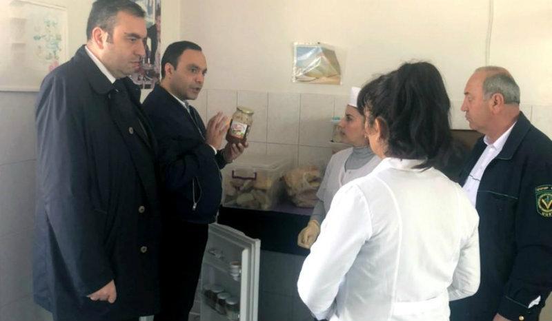 «Զինվորի բաժին. վաճառքի ենթակա չէ» մակնշմամբ թթվասեր է հայտնաբերվել մանկապարտեզում