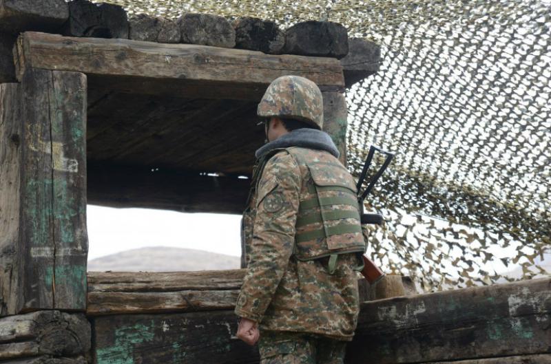 Զինծառայող Հ. Գալստյանի հրազենային վնասվածք ստանալու գործով ձերբակալվել է ծառայակիցը