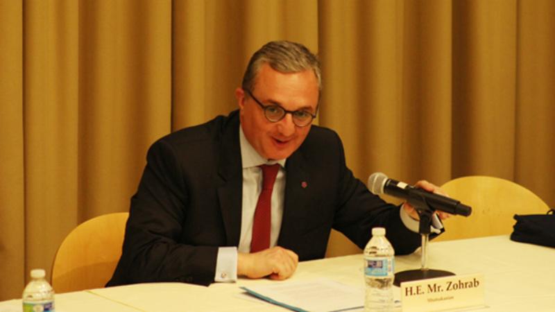 ՀԱՊԿ գլխավոր քարտուղարի պաշտոնը պետք է մնա Հայաստանին, և դրա համար կադրային լավ ներուժ կա. Զոհրաբ Մնացականյան