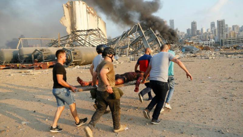 Բեյրութում տեղի ունեցած պայթյունի հետևանքով զոհերի թիվը հասել է 154-ի