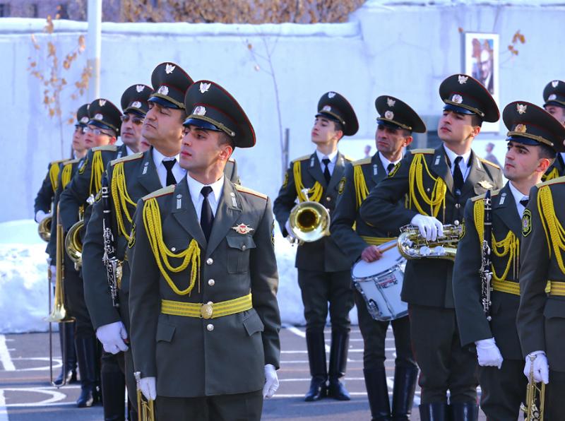 ՀՀ զինվորական նվագախումբը շքեղ ելույթ է ունեցել Արաբական Էմիրություններում (տեսանյութ)