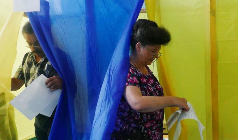 Զելենսկու «Ժողովրդի ծառա» կուսակցությունը հաղթում է ձայների 42 տոկոսով. նախնական արդյունք
