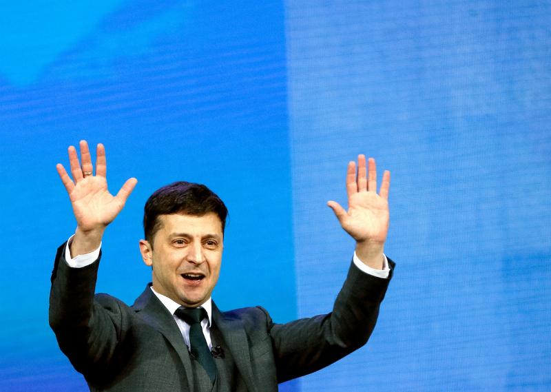 Հայտնի է՝ որքան աշխատավարձ է ստանում Զելենսկին Ուկրաինայի նախագահի պաշտոնում