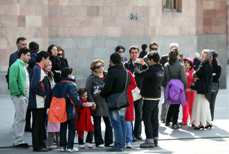 Մի շարք երկրներից Հայաստան ժամանած զբոսաշրջիկների թիվը տպավորիչ աճ է արձանագրել․ Փաշինյան
