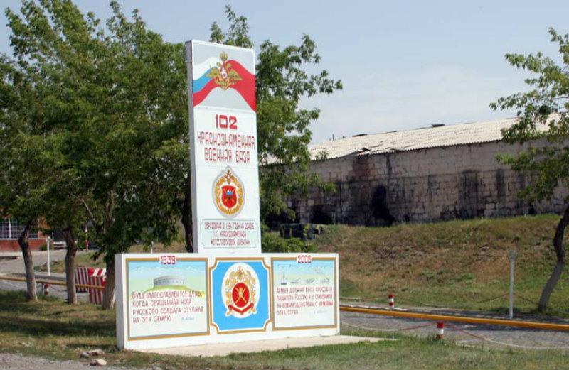 Մեռած է գտնվել Գյումրիի 102-րդ ռազմաբազայի սերժանտը