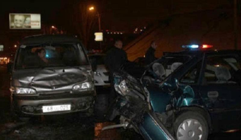 Ավտովթար Երևան-Սևան ավտոճանապարհին. կան տուժածներ