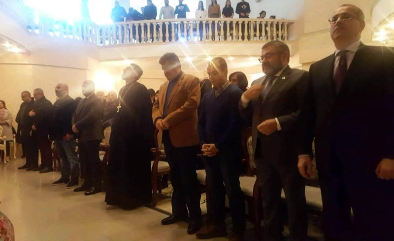 Զարեհ Սինանյանն առաջին անգամ այցելել է Օդեսայի հայ համայնք