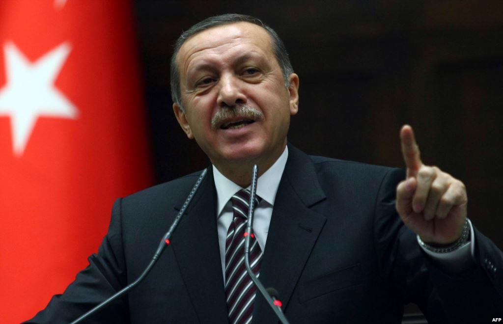 Էրդողանը մեկնել է Ադրբեջան