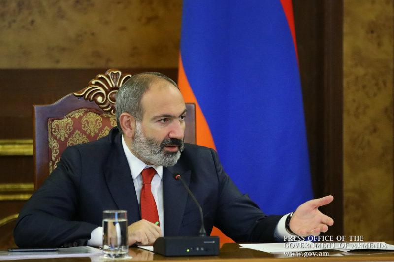 Հայաստանի Հանրապետությունում կոռուպցիան չի կարող ունենալ այն ծավալները եւ ազդեցությունը, որ երբեւէ ունեցել է. ՀՀ վարչապետ