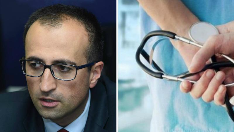 Կորոնավիրուսի դեմ պայքարի համար նոր ստեղծվող առողջապահական ենթահամակարգը կարիք ունի բուժաշխատողների. Արսեն Թորոսյան