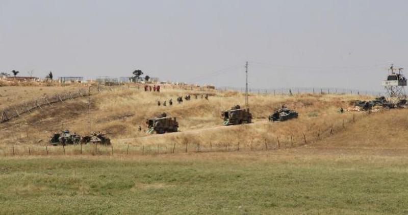 Թուրքիան զորավարժություններ է անցկացրել Սիրիայի հետ սահմանին