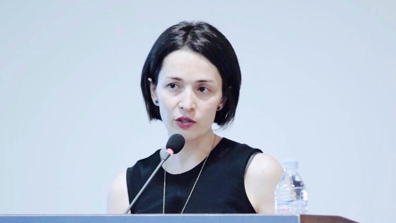 Ժաննա Անդրեասյանը նշանակվել է ԿԳՄՍ նախարարի տեղակալ